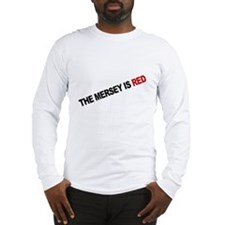 ...Is Red Long Sleeve T-Shirt