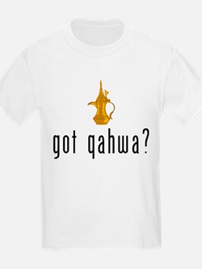 Got Qahwa? T-Shirt