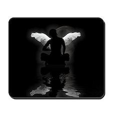 Angel Above Mousepad