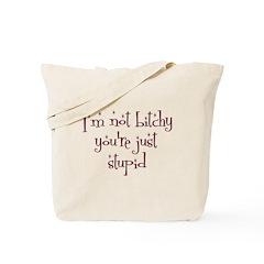 Bitchy Tote Bag