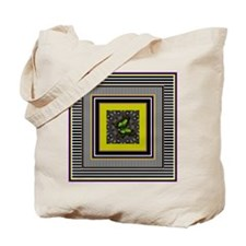 Butterfly Solitaire Tote Bag