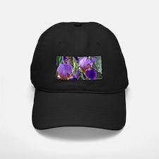 PURPLE IRIS Baseball Hat