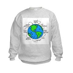 To Do Globe Gear Sweatshirt