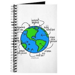 To Do Globe Gear Journal
