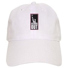 Seconds Out Baseball Cap
