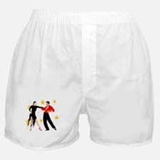 Dance Apparel Boxer Shorts