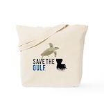 Save the Gulf Reusable Tote Bag