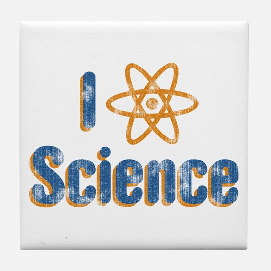 Atom Science Tile Coaster