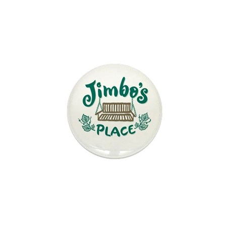Cottage Brand: Jimbo's Place Mini Button (10 pack)