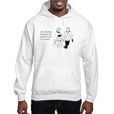 Effortless Friendship Hooded Sweatshirt