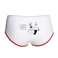 Effortless Friendship Women's Boy Brief