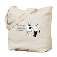 Effortless Friendship Tote Bag
