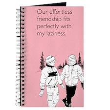 Effortless Friendship Journal