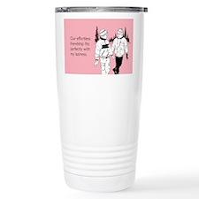 Effortless Friendship Travel Mug