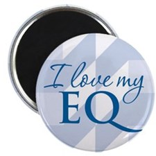 I Love My EQ magnet