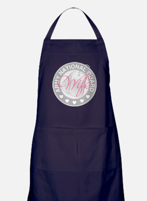 ARNG Wife Apron (dark)