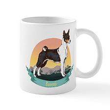 Basenji: Banner Series Mug