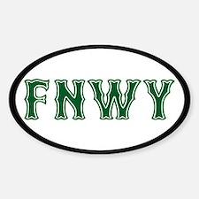 Fenway Decal