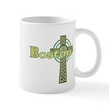 Boston Celtic Cross Mug