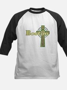 Boston Celtic Cross Tee