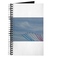red arrows Journal