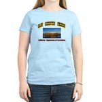 San Quentin Prison Women's Light T-Shirt