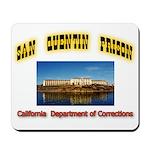 San Quentin Prison Mousepad