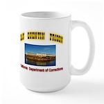 San Quentin Prison Large Mug