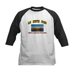 San Quentin Prison Kids Baseball Jersey