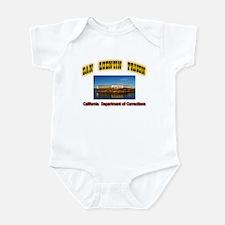 San Quentin Prison Infant Bodysuit
