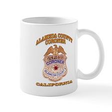 Alameda County Coroner Mug