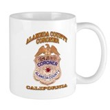 Alameda county Small Mugs (11 oz)