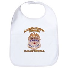 Alameda County Coroner Bib