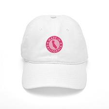 Made in California - Pink Baseball Cap