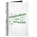 Cupcakes Are Da Bomb Journal