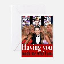 Ralph Reed Love Offering Greeting Cards (Package o