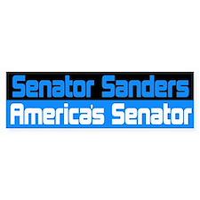 Senator Bernie Sanders Bumper Bumper Sticker