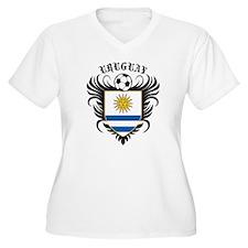 Uruguay Football T-Shirt