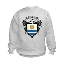 Uruguay Football Sweatshirt