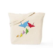 Origami Birds Bag