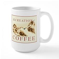 The Creation of Coffee Mug