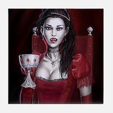 Blood Countess Tile Coaster