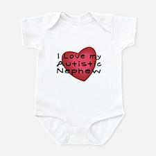 I Love...Nephew Infant Bodysuit