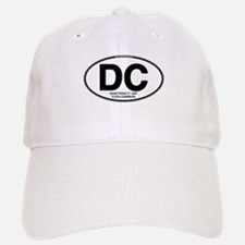 DC Euro Oval Baseball Baseball Cap
