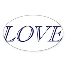 Love 5 Decal