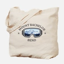 Mount Bachelor - Bend - Oregon Tote Bag