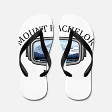 Mount Bachelor - Bend - Oregon Flip Flops
