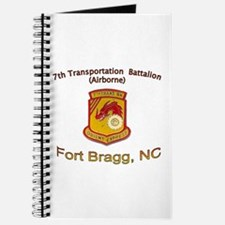 7th Transportation Bn Journal