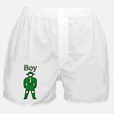 Boy Camper Boxer Shorts