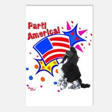 Parti America #1 Postcards (Package of 8)